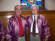 Allen Handzo, Ken Shedosky photo courtesy of Allen Handzo